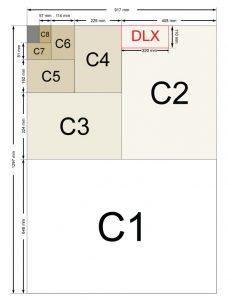 سایزهای کاغذ انتشارات و پخش کاغذ A4انتشارات ملت